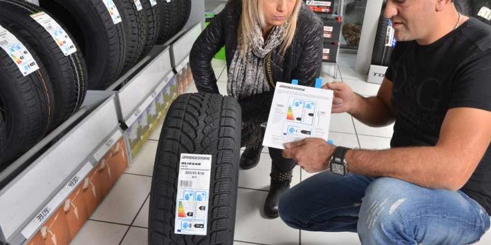 Reifenlabel - Kriterien für die Reifenwahl
