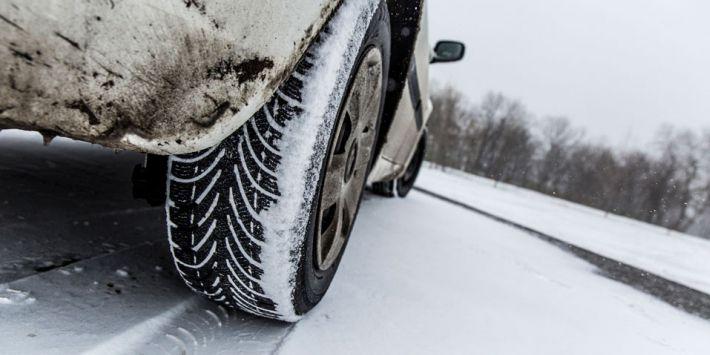 Test TCS für verschiedene Größen bei Winterreifen